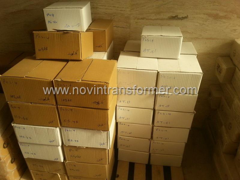 ترانس بسته بندی شده آماده ارسال
